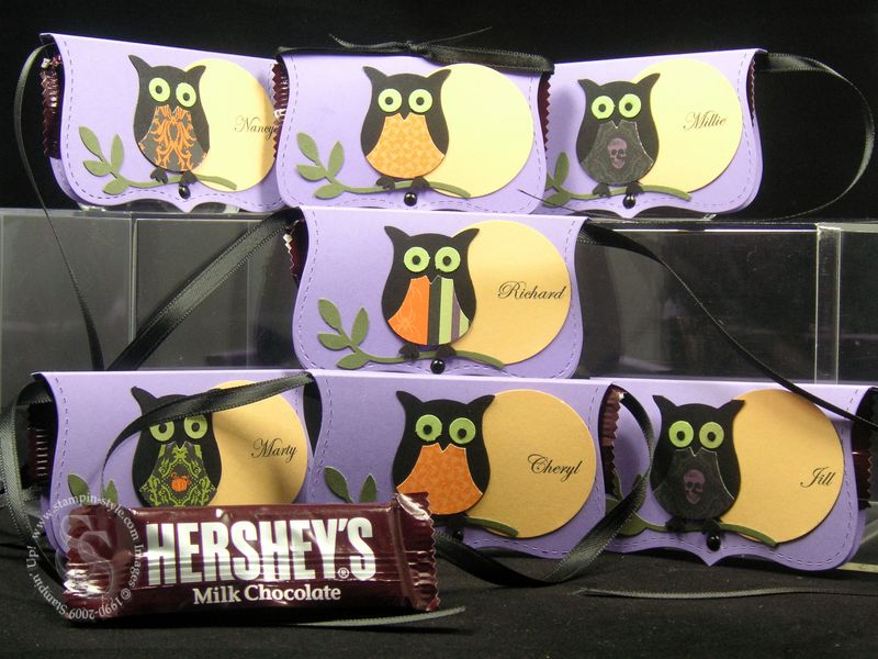 Chocolate OwlSS