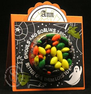 Halloween Sweet Treat Crop AnnSS
