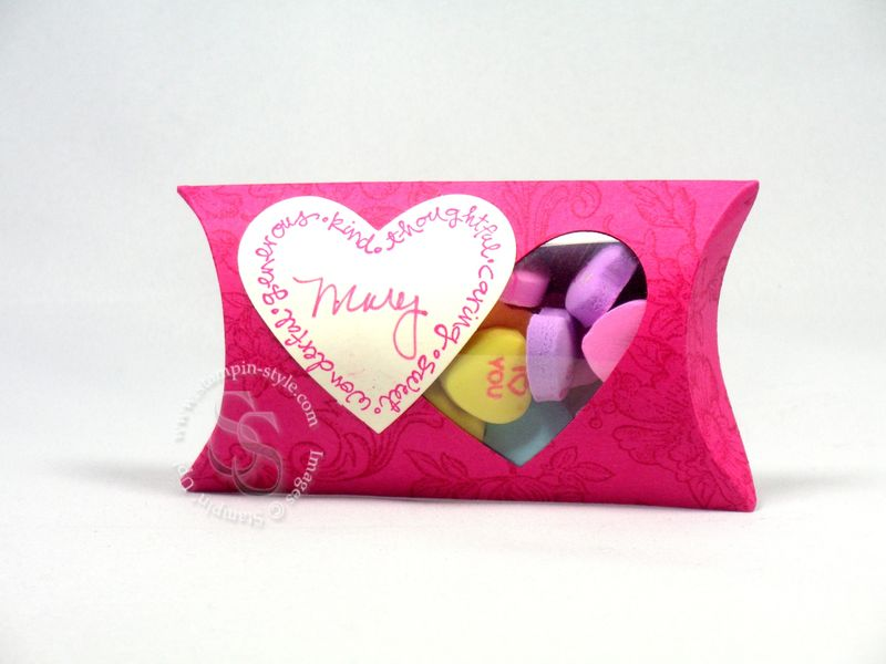 Valentine PillowboxSS