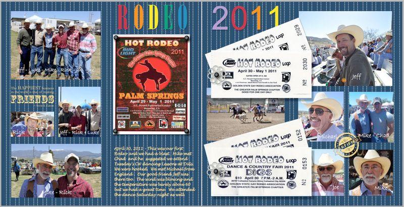 Rodeo SBP 2011