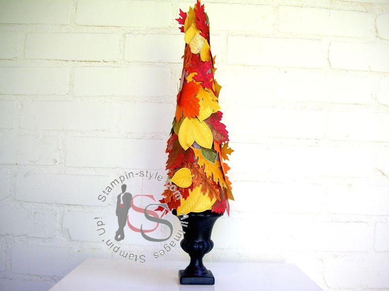 SPC Vintage Leaves