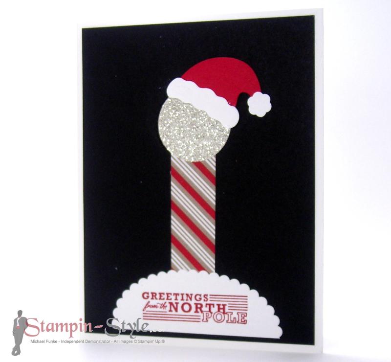 Greetings From Santa North Pole