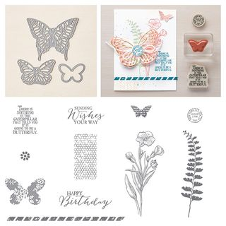 Butterfly Thinlits Bundle