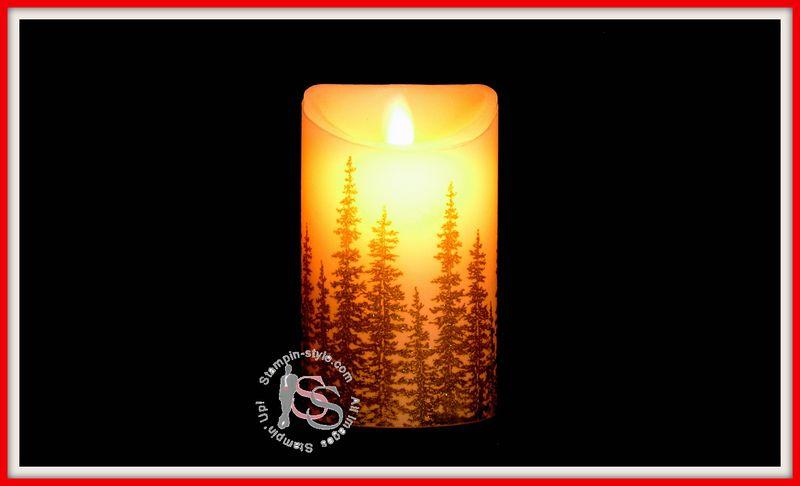 Wonderland candle